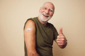 Der neue Hochdosis-Influenza-Impfstoff